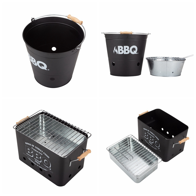 Household barbecue accessories for parties