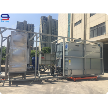 150 Ton Circuito fechado Cross Flow Cooling Tower GHM-150 For Intermediate Frequency Furnace Cooling Tower