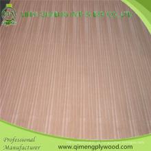 Fábrica de Linyi 3A ou 2A Grade 1,8 milímetros 2,3 milímetros 2,7 milímetros 3,6 milímetros Bela cor e tamanho da porta de grãos Sapele madeira compensada ou Sapele fantasia contraplacado com preço mais barato