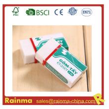 PVC Eco-Friendly Clear Radiergummi für die Schule