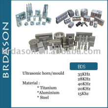 ultrasonic plastic welding machine horn