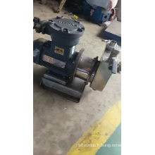 Pompe autoamorçante monobloc centrifuge en acier inoxydable CYZ