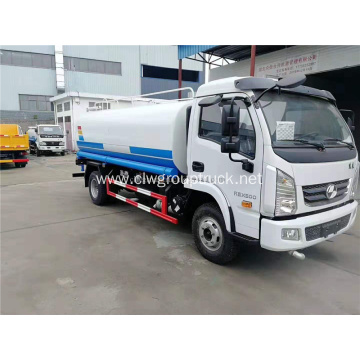 130horsepower engine water sprinkler truck
