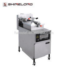 K529 Stainless Steel Electric chicken Pressure Fryer With Oil Filtration