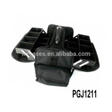 600D tool bag with 4 plastic trays inside