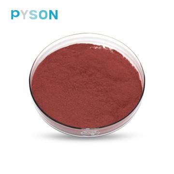 Polvo de arroz de levadura roja Monacolin K 3% (irradiación)
