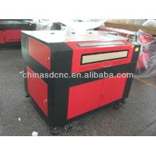 60 w 80 w portátil 6090 máquina de gravação a laser para corte & gravação