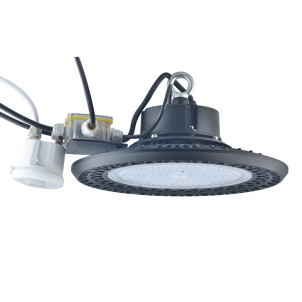 Led High Bay Warehouse Lighting (4)