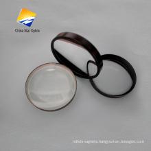optical BK7 glass plano convex spherical lens