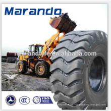 Neumático para camiones pesados de China 12.00R20 12.00r24 adecuado para climas cálidos