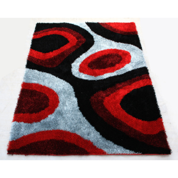 Thyl Silk Shaggy 100% Polyester Carpet