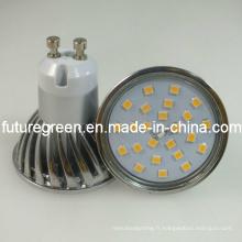 Coupe de lampe GU10 avec 24 litres