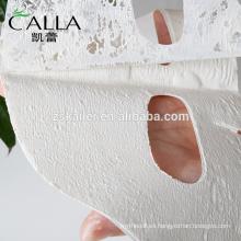 Hoja de máscara facial de la arcilla del nuevo producto 2017 para la limpieza de la cara