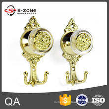 Wholesale curtain accessory metal curtain wall hooks