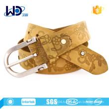 Cowhide Distinctive Style Genuine Leather Belt For Men