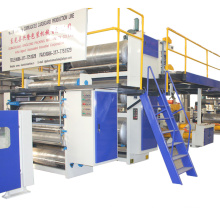 High Speed  5ply Packaging Corrugated cardboard production line for carton box making machine price
