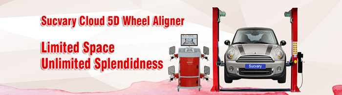 5D Tyre and Wheel Aligner
