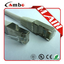 Superior Quality ftp cat6 patch cord cable Network Shielded