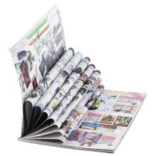 Wholeslae Magazine Printing Impressão personalizada de revistas Impressão de livros