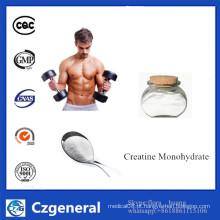 Pó do monohidrato por atacado da creatina do volume nutritivo do suplemento 99%