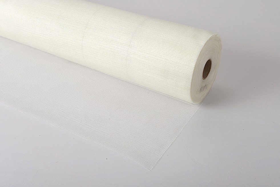 Waterroofing Plain Fiberglas Mesh Tape Roll