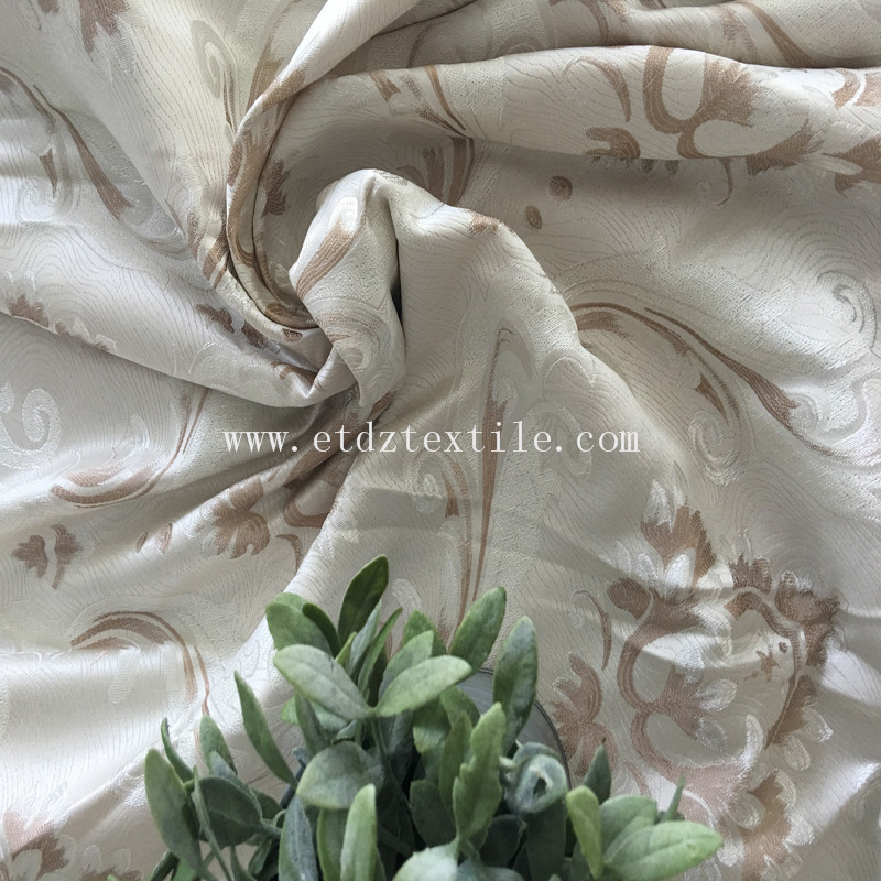 top grade polyester curtain fabric