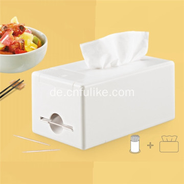 Facial Tissue Dispenser Box Cover Halter Rechteck Organizer