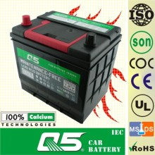 SS50, SS452, 12V45AH, Australia Model, Auto Storage Maintenance Free Car Battery