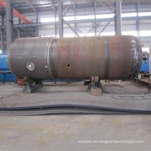 Reactor hidrogenador de acero inoxidable