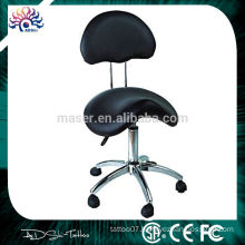 China tattoo furniture permanent makeup tattoo machines supply stool chairs for hair salon