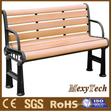 Alu-Wood Composite WPC Outdoor Benches