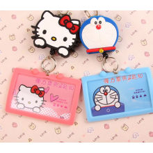 Promotional Plastic Luggage Tag Wholesale 3D Soft PVC Luggage Tag