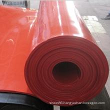 1.95g/cm3 Red Viton Rubber Slab in Rolls