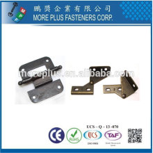 Taiwan Stainless steel Copper Brass Locking Hinges Safe Hinges Stainless Hinge