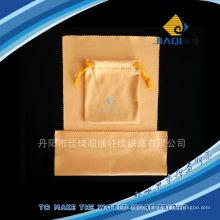 microfiber jewelry bag with LOGO printing