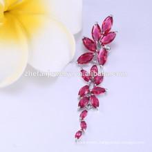 Factory Direct Sale High-grade Set Auger Enamel luxury brooch