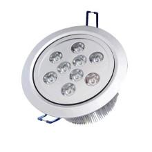 9W luz de teto do diodo emissor de luz com CE RoHS (GN-TH-CW1W9)