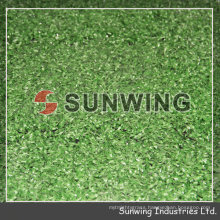Artificial interlocking grass outdoor carpet tile