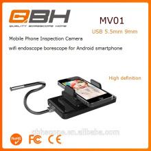 usine d'alimentation android mobile internet endoscope usb endoscope caméra pour téléphone