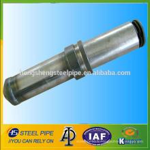 Type d'insertion directe Sonic Log Pipe / Tube / Sounding Pipe