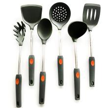 7 Stück Küchengeräte mit Ständer
