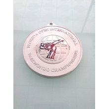 Серебряный позолоченный значок, специальная медаль конкурса (GZHY-KA-007)