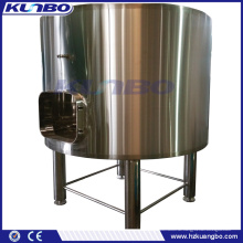 KUNBO-Edelstahl-Hausbrauerei-Ausrüstung / Masche-Bottich / Jacke Fermenter