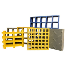 High Quality FRP Steel Grating Usded for Multi Scenes