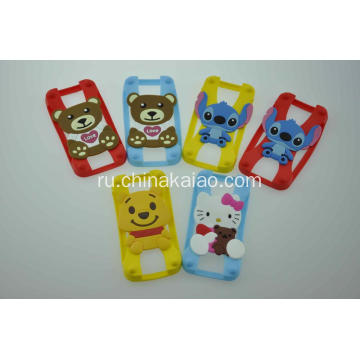 Custom Silicone Cell Phone Cartoon Case