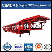 Cimc Remolque de camión de 7 toneladas con semirremolque