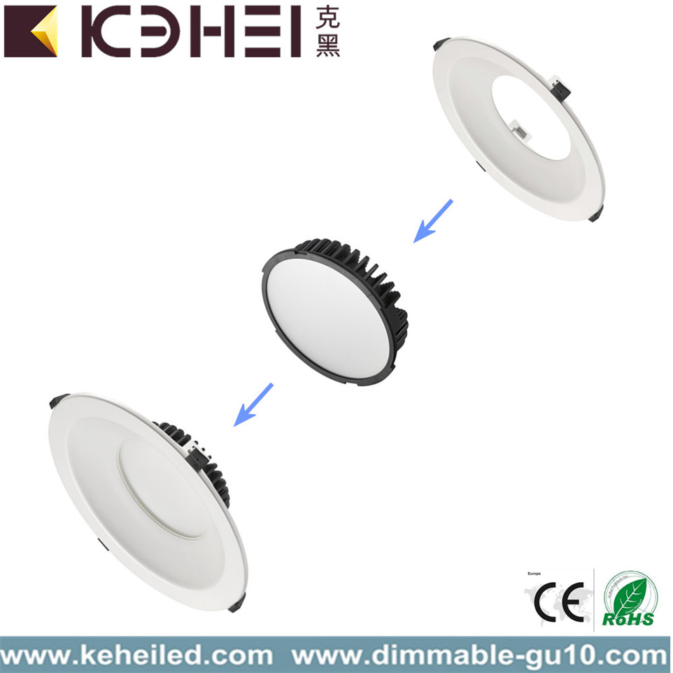 DALI 0-10V 10 Inch Dimmable Downlight