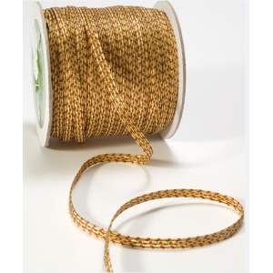 High quality gold metallic cord cheap wholesale