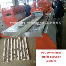 Sjsz65/132 PVC Corner Bead Profile Extrusion Machine