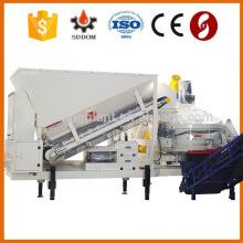 Alibaba best seller Mais novo design SDDOM MC1200 Fábrica de mistura de concreto